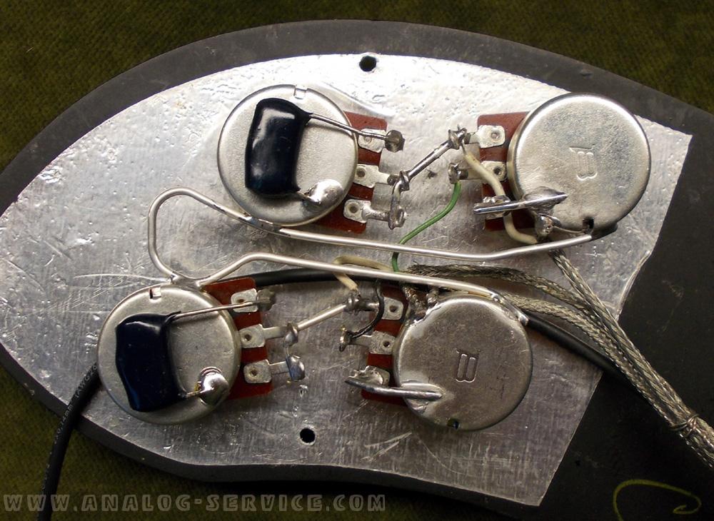 Gitarrenelektronik