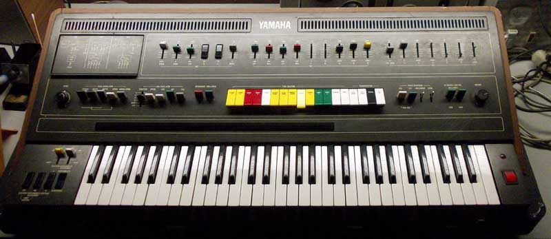 yamaha cs60 defekt